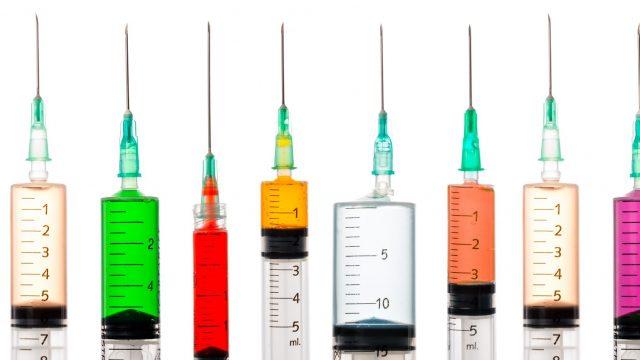 Grippeimpfstoff eingetroffen